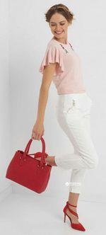 Трикотаж ORSAY Светло розовый 501752 orsay