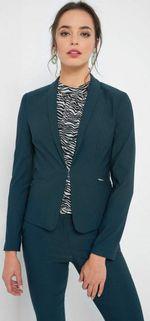 Пиджак ORSAY Темно зеленый 480230