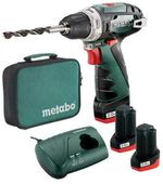 Шуруповёрт Metabo PowerMaxx BS 600079550