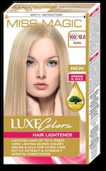 Vopsea p/u păr, SOLVEX MM Beauty, 125 ml., M23 - Blond alună