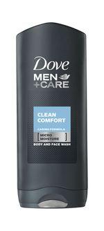 Гель для душа Dove Men Care Clean Comfort, 400 мл
