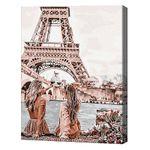 Пикник в Париже, 40х50 см, картина по номерам Артукул: GX30103
