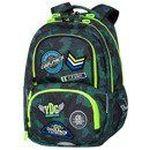 Рюкзак c термокарманом CoolPack Spiner Termic  Badges B Green (41x30x13)