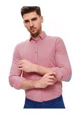 Рубашка TOP SECRET Красный в клетку SKL2790CE