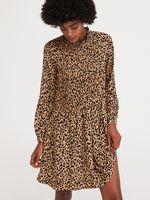 Платье RESERVED Леопард wv569-80x