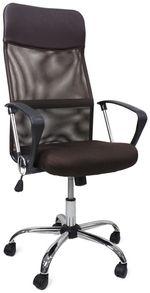 Офисное кресло Deco F-63 Brown