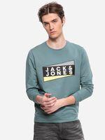 Трикотаж JACK&JONES Персидский зеленый jack & jones 12173555