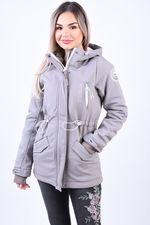 Куртка STITCH&SOUL Светло-серый D6835A43323A