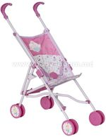 Прогулочная коляска для кукол, код 41954
