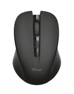 Wireless Mouse Trust Mydo Silent, Black