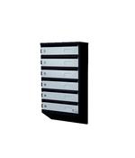 Ящик почтовый на 6 квартир (ЯП-06М)