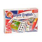 Board Game Enjoy English + Magic Pen Little Explorer (ro), cod 43088