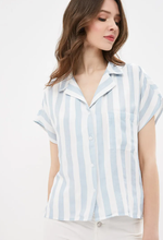 Блуза Jennyfer Белый в полоску 51dino