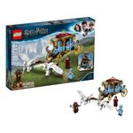 LEGO Harry Potter™  Carul școlar Sharmbaton: sosirea la Hogwarts, art.75958