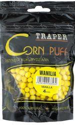 Воздушное тесто Traper Corn puff 4мм 20г - Wanilia (Ваниль)