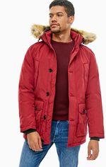 Куртка TOM TAILOR Бордо tom tailor 3555478