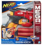 Бластер NER NSTRIKE MEGA BIGSHOCK, код 43466
