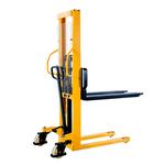 Ручной погрузчик для работы на высоте, максимальная высота 3000 мм, 1000kg, 560x1150mm, roti din Nylon