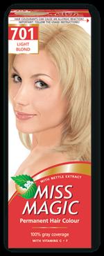 Краска для волос,SOLVEX Miss Magic, 90 мл., 701 - Песочный