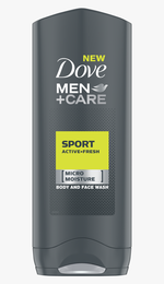 Гель для душа Dove Men Care Sport Active Fresh, 250 мл