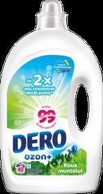 Жидкое моющее средство Dero Озон+ Горная роса, 2 л.