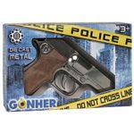 Пистолет полицейский (8 зарядный), код 44071