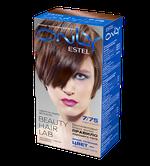 Краска для волос,ESTEL Only, 100 мл., 7/75 - Русый коричнево-красный
