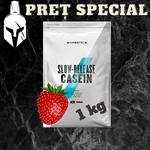 Казеин - Slow Release Casein - Kлубника - 1 KG