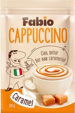 Капучино Fabio Карамель 100гр