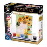 Набор для рисования (Van Gogh) - Sunflowers, код 41279