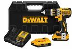 Шуруповерт DeWalt DCD795D2-QW XR