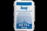 Штукатурка гипсовая машинного нанесения Knauf MP 75 30 kг