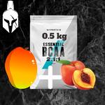 Essential BCAA 2:1:1 - Персик и манго - 0.5 KG