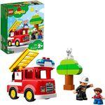 """LEGO DUPLO """"Camionul de pompieri"""", art. 10901"""