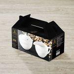 Сахарница и молочник WILMAX WL-880112-JV (набор 340 мл /280 мл)