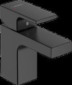 Vernis Shape Baterie pentru lavoar 70 cu ventil pop-up, negru mat