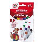Stampile Fibracolor 5 buc