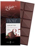 Ciocolată amară  Elysia 85% 1895 100g