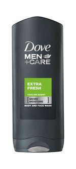 Гель для душа Dove Men Care Extra Fresh, 400 мл