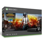 Consola Microsoft Xbox One X 1TB with Player Unknown's Battle Grounds