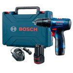 Аккумуляторный шуруповерт Bosch GSB120-LI