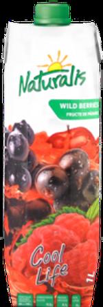 Naturalis лесные ягоды 1 Л