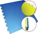 Татами Eva Puzzle 60-80 гр/м3, толщ. 20 мм, 1х1 м (2452)