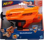 Бластер Nerf N-Strike Elite Quadrant, код 41787