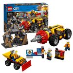 LEGO Mining Heavy Dri 294 art 60186