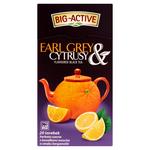 Чай черный  Big Active with Earl Grey & Citrus, 20 шт