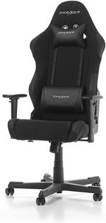 Gaming Chair DXRacer Racing GC-R01-N, Black/Black