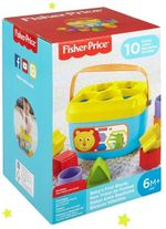 Яркое ведерко с кубиками Fisher-Price, код FFC84