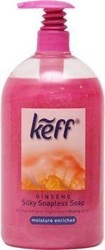 Жидкое мыло с экстрактом женьшеня Keff 1 л