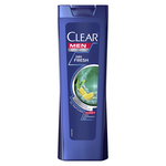 Шампунь против перхоти Clear 24 Hour Fresh, 250 мл